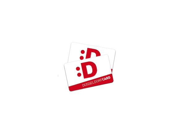 Düsseldorf Card für den Junggesellenabschied