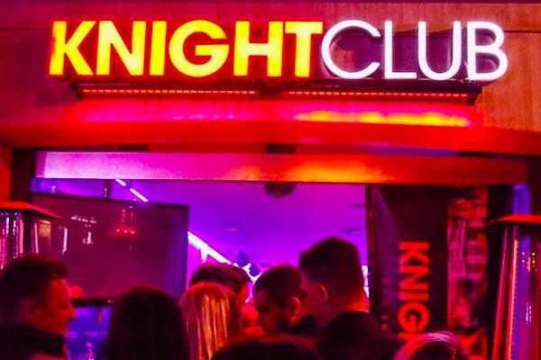 Feiern im Knight Club beim Junggesellenabschied Düsseldorf