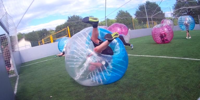 Bubble Soccer Düsseldorf