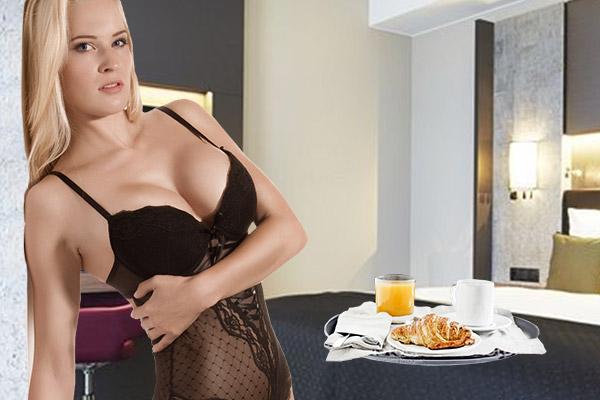 JGA Düsseldorf - Sexy Wake-Up Stripperin für den Junggesellenabschied